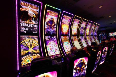 Новые слот автоматы и казино backgammon online casino